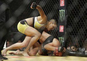 Nunes VS Tate (UFC 200)