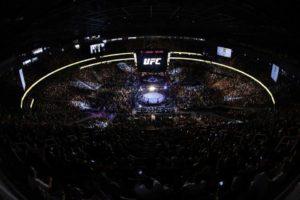 UFC 200 zaal