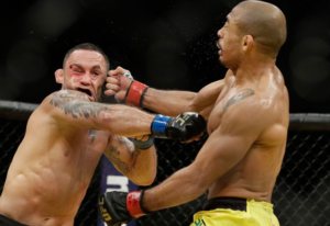 UFC 200 Edgar VS Aldo